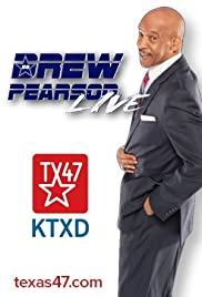 Drew Pearson Live Poster