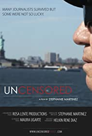 Uncensored: Narco Journalism (2014)