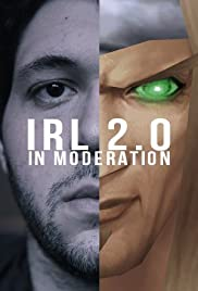 IRL 2.0 in Moderation Poster