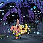 Bill Fagerbakke and Tom Kenny in The SpongeBob SquarePants Movie (2004)