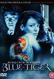 Blue Tiger Poster