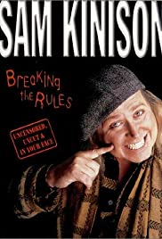Sam Kinison: Breaking the Rules (1987) Poster - TV Show Forum, Cast, Reviews