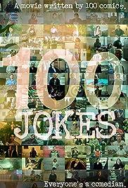 100 Jokes Poster