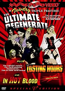 Sites to watch english movie for free The Ultimate Degenerate [480p]