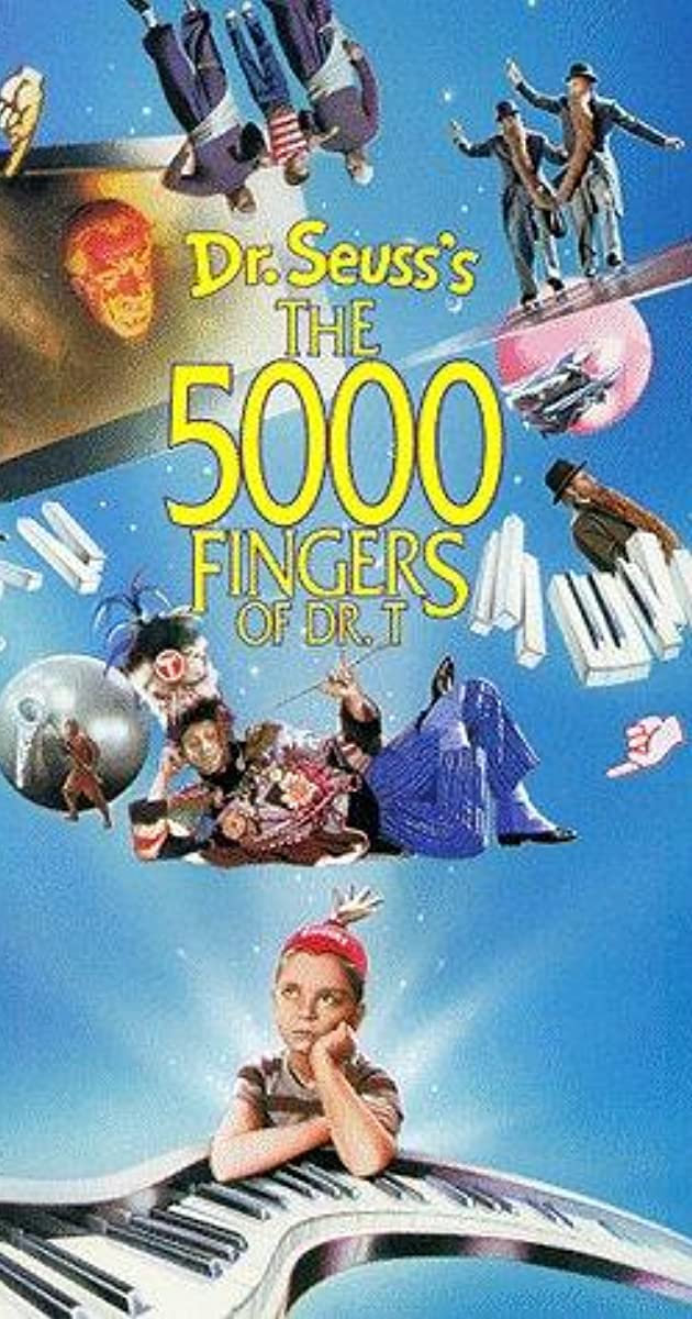 823fbc4b The 5,000 Fingers of Dr. T. (1953) - The 5,000 Fingers of Dr. T ...