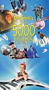 Movies play download The 5,000 Fingers of Dr. T. USA [2k]