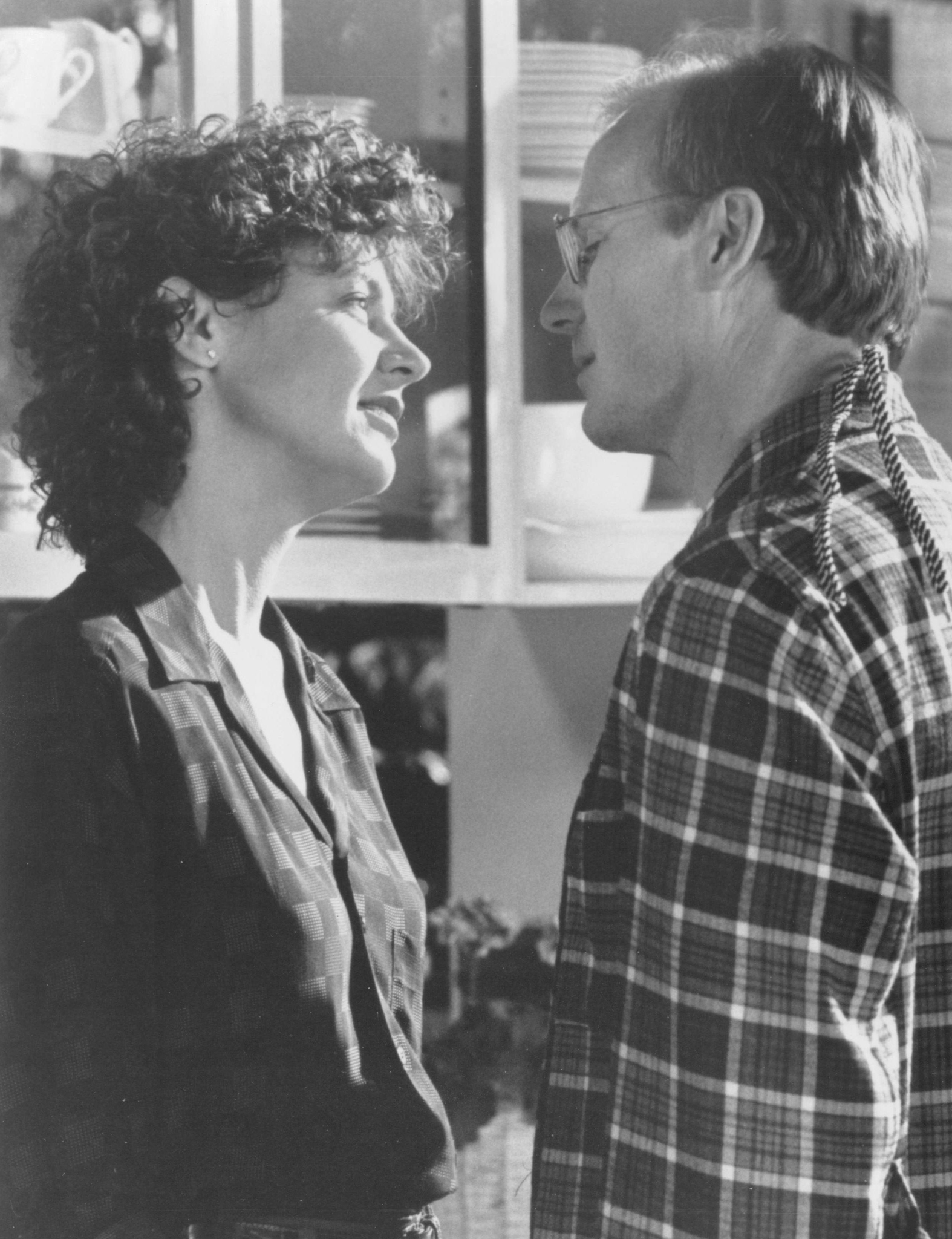 William Hurt and Christine Lahti in The Doctor (1991)