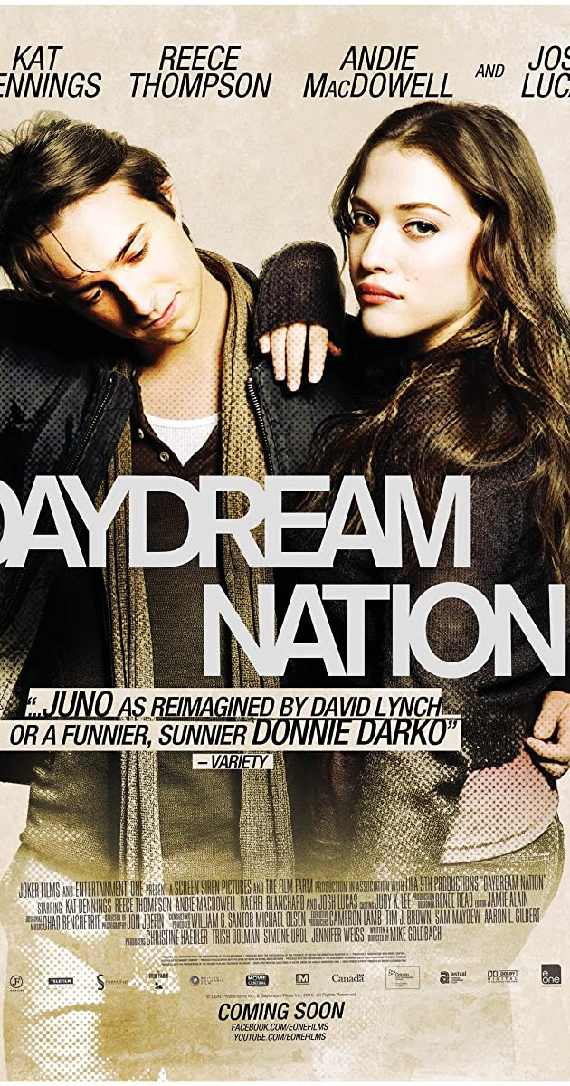 Subtitle of Daydream Nation