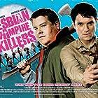 James Corden and Mathew Horne in Lesbian Vampire Killers (2009)