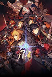 Final Fantasy Brave Exvius: War of the Visions Poster