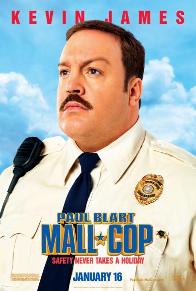 Paul Blart: Mall Cop (2009) Hindi Dubbed