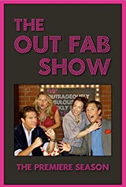 The Outrageously Fabulous Weekly Parody Talk Show Poster