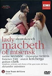 Lady Macbeth of Mtsensk Poster