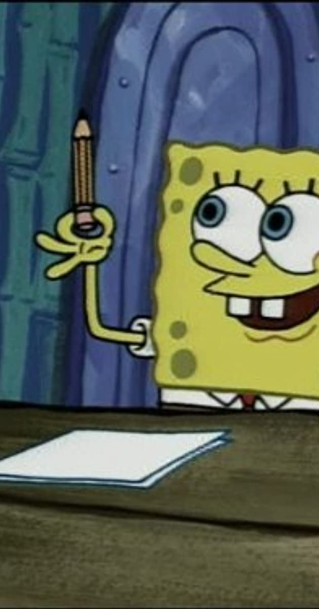 Spongebob Squarepants Procrastinationim With Stupid Tv Episode