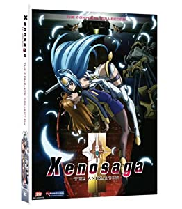 Xenosaga: The Animation movie in hindi dubbed download