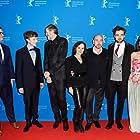 Anton Corbijn, Robert Pattinson, Alessandra Mastronardi, Iain Canning, Kristian Bruun, and Dane DeHaan at an event for Life (2015)
