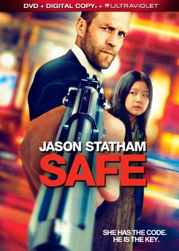Safe (2012) Dual Audio Hindi 300MB UNCUT BluRay 480p ESubs Free Download