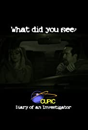 CUPIC: Diary of an Investigator Poster