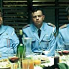 Khalifa Natour, Imad Jabarin, and Hisham Khoury in Bikur Ha-Tizmoret (2007)