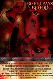 Blood Pays Blood Poster