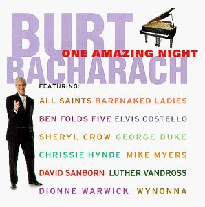 Direct download psp movies Burt Bacharach: One Amazing Night [480x640]