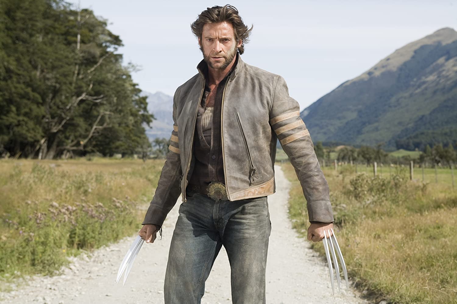Hugh Jackman in X-Men Origins: Wolverine (2009)