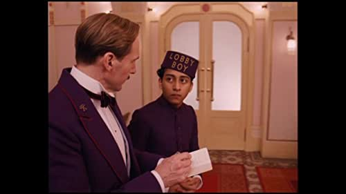 The adventures of Gustave H, a legendary concierge at a famous European hotel between the wars, and Zero Moustafa, the lobby boy who becomes his most trusted friend.