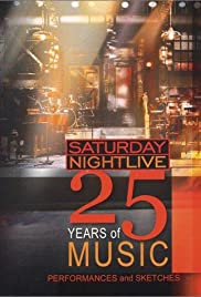 SNL: 25 Years of Music Poster