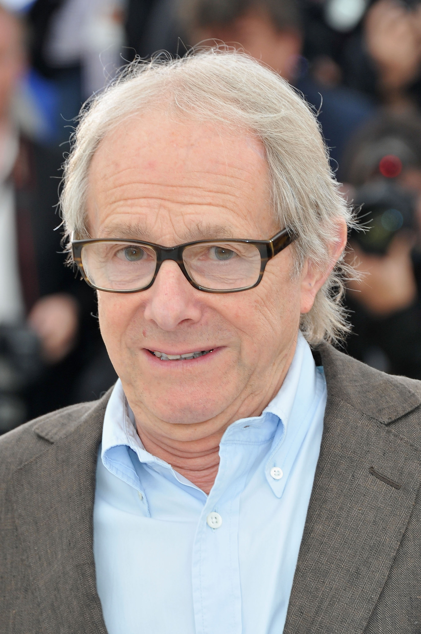 Ken Loach at an event for The Angels' Share (2012)
