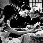 """Elvis Presley and Elsa Cardenas in """"Fun in Acapulco,"""" Paramount, 1963."""