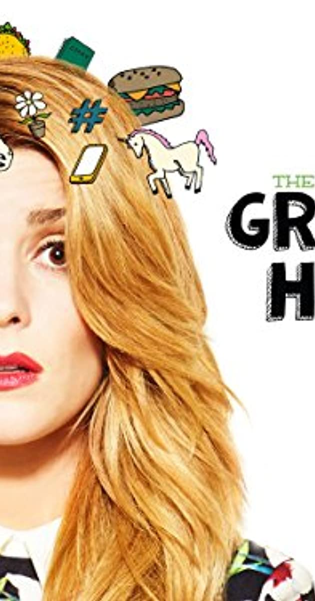 The Grace Helbig Show Dwayne The Rock Johnson Hannah And