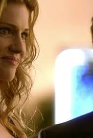 Dylan McDermott and Tricia Helfer in Dark Blue (2009)
