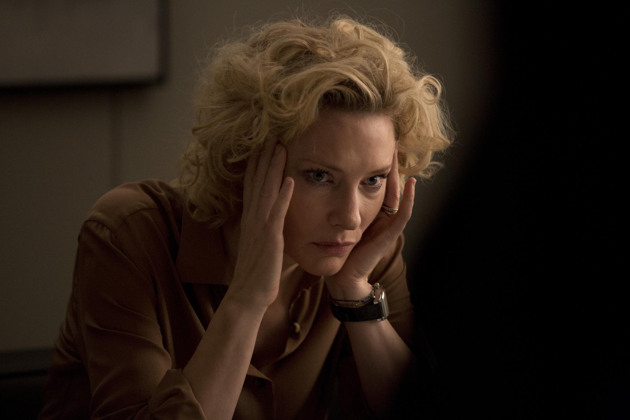 Cate Blanchett in Truth (2015)