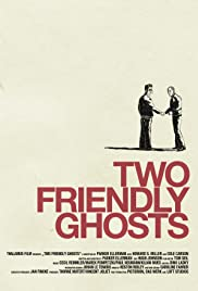 Two Friendly Ghosts Poster