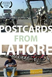 Postcards from Lahore Poster