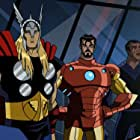 Eric Loomis, James Mathis III, and Rick D. Wasserman in The Avengers: Earth's Mightiest Heroes (2010)