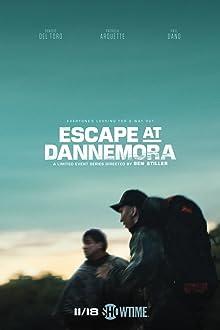 Escape at Dannemora (2018– )