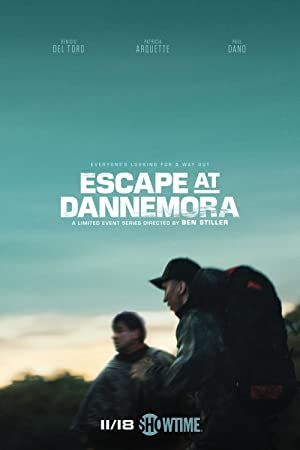 View Escape at Dannemora - Season 1 TV Series poster on 123movies