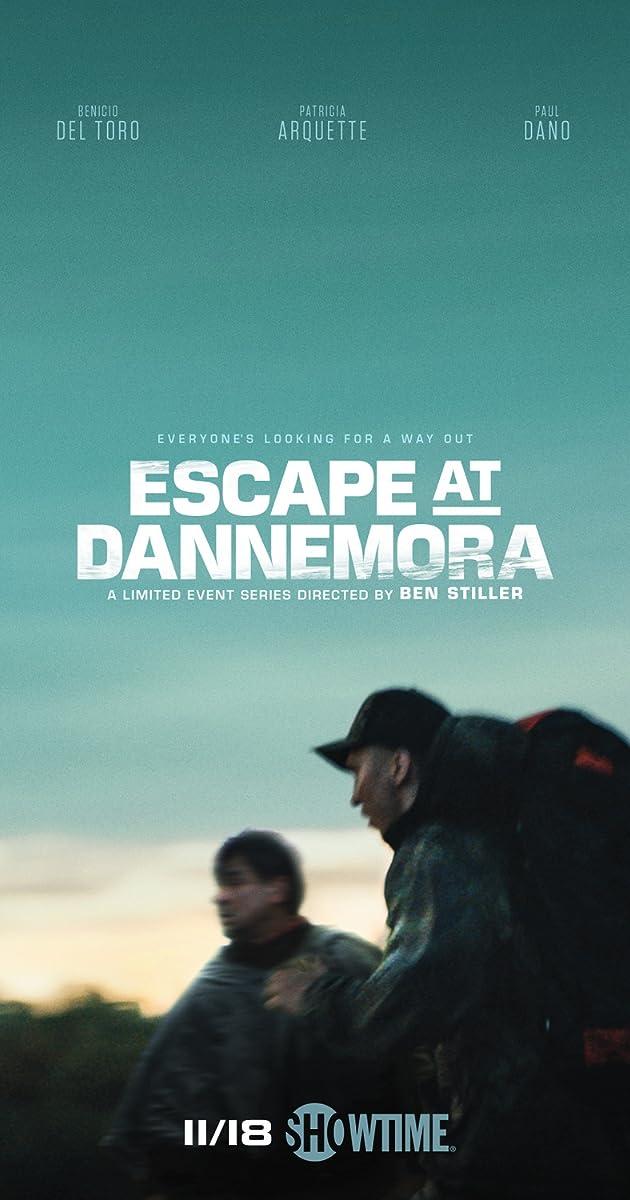 Escape At Dannemora Tv Mini Series 2018 Full Cast Crew Imdb