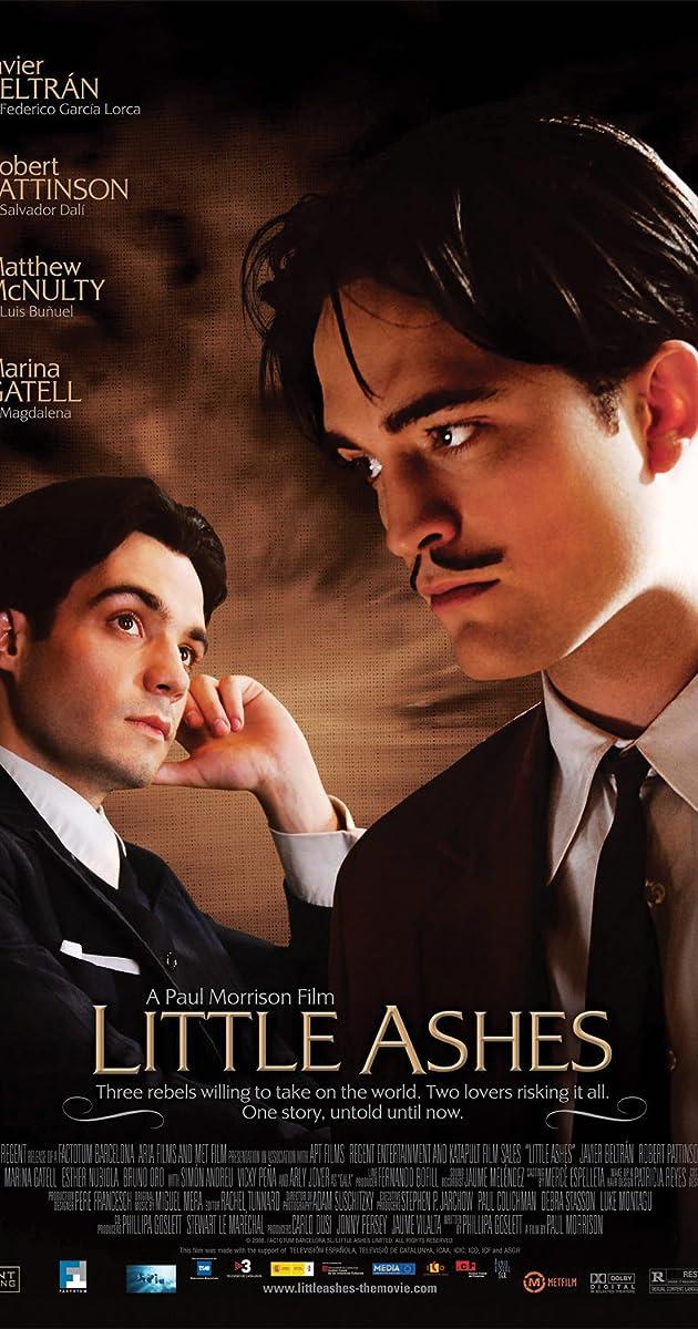 Little Ashes (2009) Subtitles