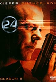 24 Season 5: Logan's Retreat Poster
