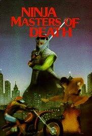 Ninja Masters of Death Poster