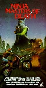 Full movie mp4 downloads Ninja Masters of Death by Godfrey Ho [1280x544]