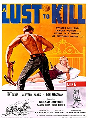 Where to stream A Lust to Kill