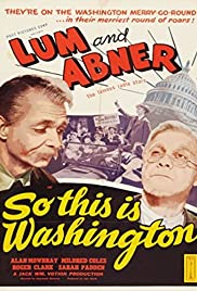 So This Is Washington(1943) Poster - Movie Forum, Cast, Reviews
