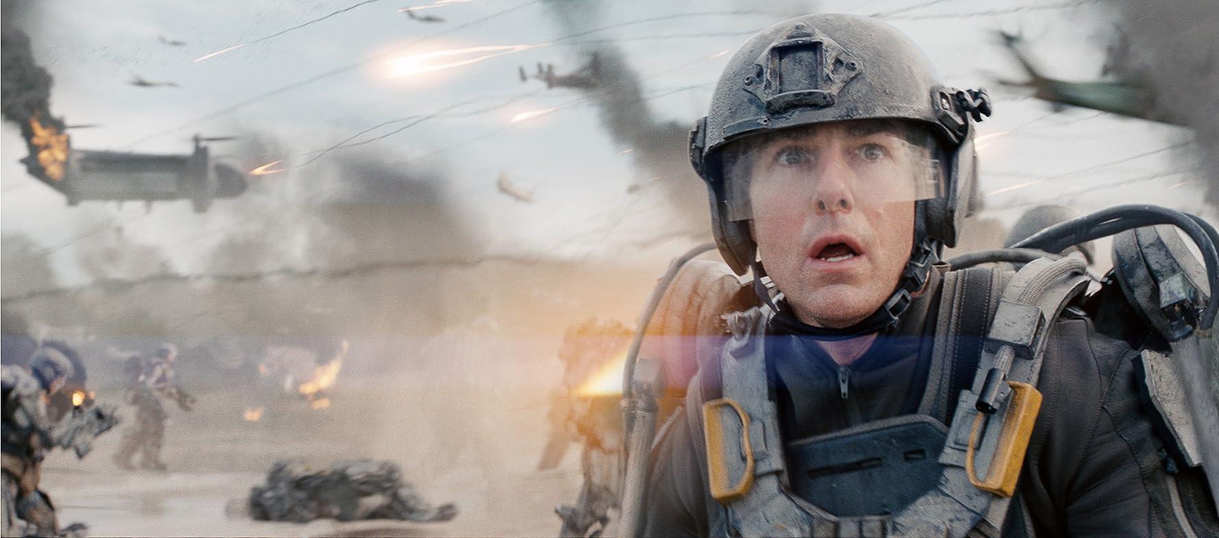 Edge of Tomorrow 2014 screenshot HDMoviesFair