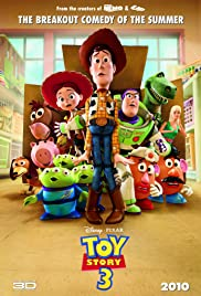 Toy Story 3 (2010) Poster - Movie Forum, Cast, Reviews