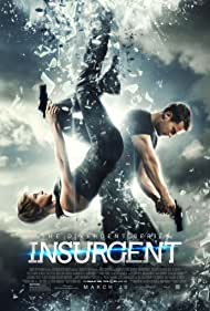 Shailene Woodley and Theo James in Insurgent (2015)