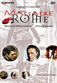 Massacre in Rome (1973) Poster - Movie Forum, Cast, Reviews