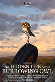 The Hidden Life of the Burrowing Owl Poster